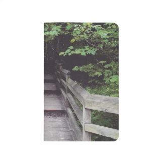 walk into the woods journals