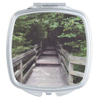 walk into the woods vanity mirrors