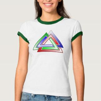 Walk Knot (Ladies) T Shirts