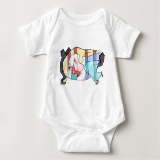 Walk Like An Egyptian Baby Bodysuit