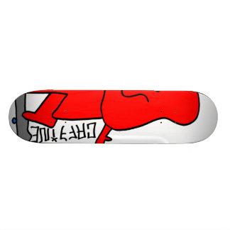 Walk On Board Skate Board