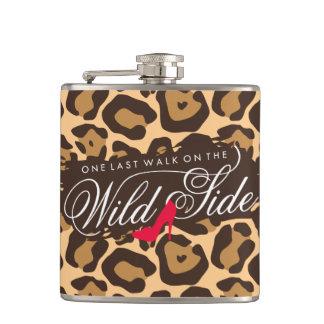 Walk on the Wild Side Bachelorette Flask