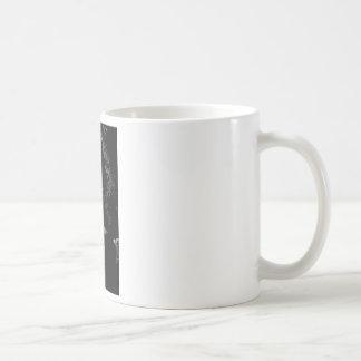 Walk on the wild side basic white mug
