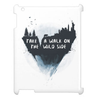 Walk on the wild side case for the iPad 2 3 4
