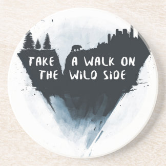 Walk on the wild side coaster