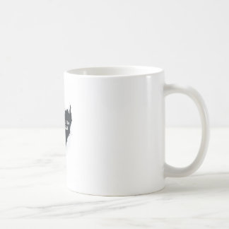 Walk on the wild side coffee mug