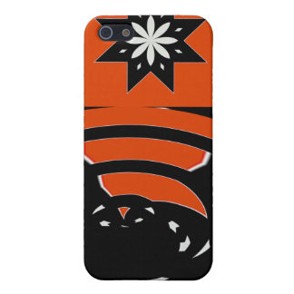 Walk on the Wild Side - Tiger Companion Cover For iPhone 5
