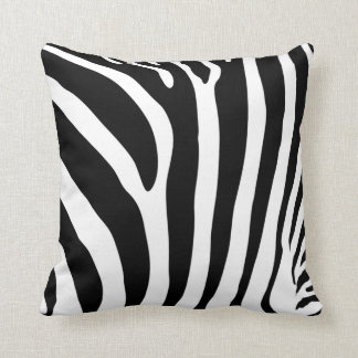 Walk on the Wild Side - Zebra Companion Pillows