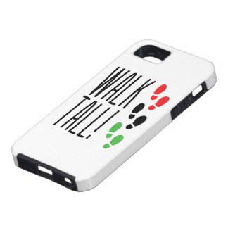 Walk Tall iPhone 5 Covers