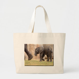 Walk This Way Jumbo Tote Bag