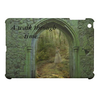 Walk through time ipad case