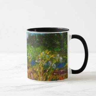 """""""Walk With Me"""" Landscape Mug Art"""