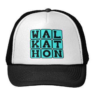 Walkathon Fundraising Walking Event Trucker Hat