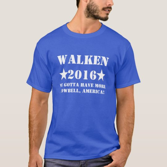 WALKEN, 2016 T-Shirt
