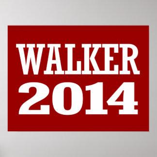 WALKER 2014 PRINT