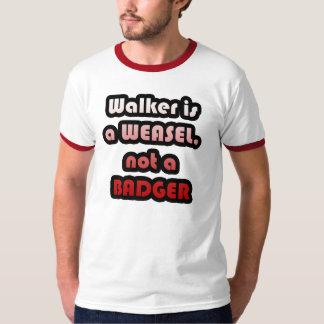 Walker is a WEASEL T-Shirt