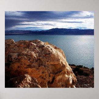 Walker Lake, Nevada Posters