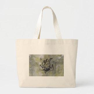 walker pod cannon canvas bag