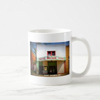 WALKER THEATRE - FORT GAINES GEORGIA COFFEE MUGS