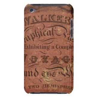 Walker's geographical pastime  barely there iPod cases