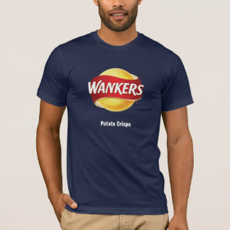 Walkers / W***ers Potato Crisps T-Shirt