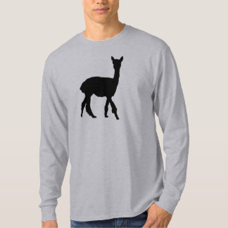 Walking Alpaca T-Shirt