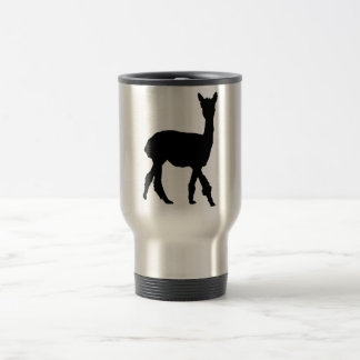 Walking Alpaca Travel Mug