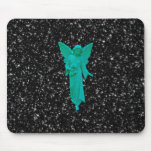 Walking Among the Stars Mouse Pad