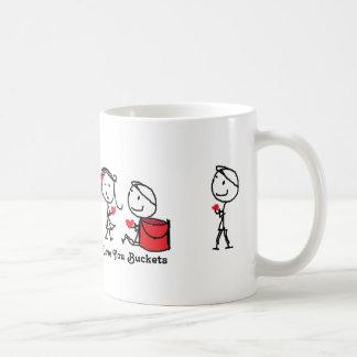 Walking around the mug...til I find you