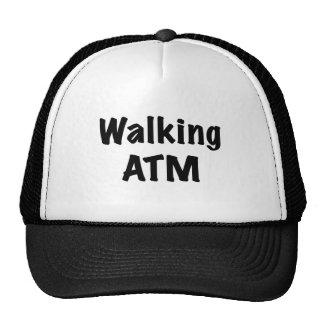 Walking ATM Hat