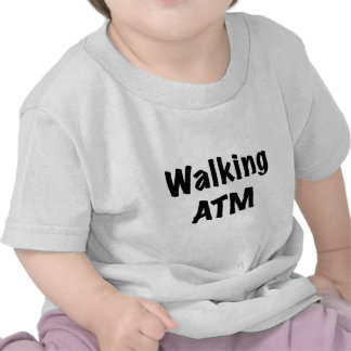 Walking ATM T Shirt
