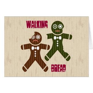 Walking Bread Cards