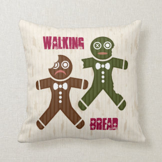 Walking Bread Cushion