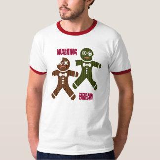 Walking Bread T Shirts