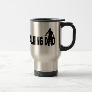 Walking Dad (zombie) Travel Mug