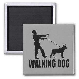 Walking Dog (zombies) Refrigerator Magnet