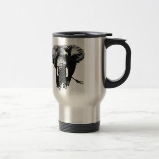 Walking Elephant Travel Mug
