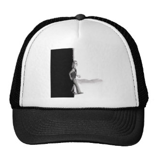 Walking from Darkness to Light Trucker Hat