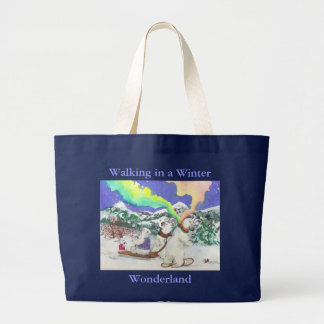 Walking in a Winter Wonderland Tote