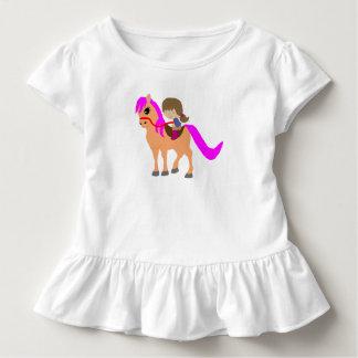 Walking on my pony toddler T-Shirt
