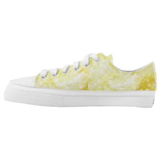 Walking on Sunshine Low Tops