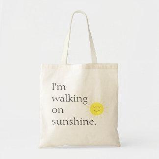 Walking on Sunshine Tote