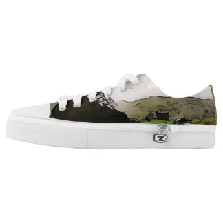 Walking Scafell Pike Low Top Shoes