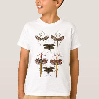 Walking sticks, Katydids and Dragonflies T-Shirt