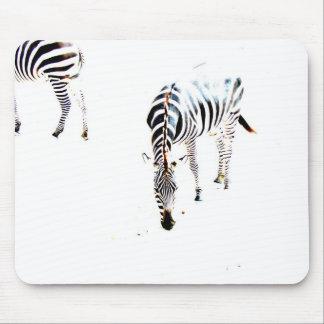 Walking Stripes Mousepad