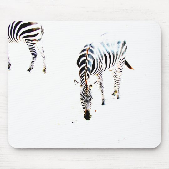 Walking Stripes Mousepad