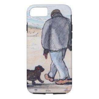 Walking the dog - 05 iPhone 8/7 case