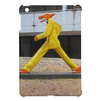 Walking the Dogs by Gilbert Magu Sanchez -vertical iPad Mini Covers
