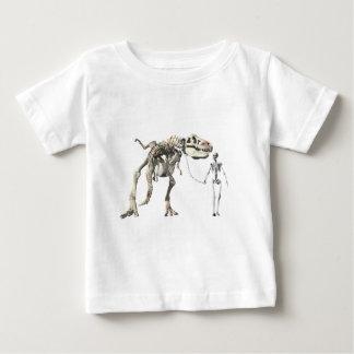 Walking the pet baby T-Shirt