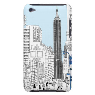 Walking Tourists Barely There iPod Cover